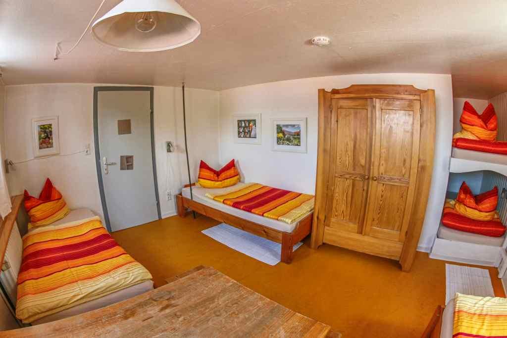 5-Bett-Zimmer